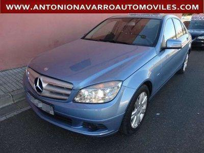 usado Mercedes C200 ClaseCDI BlueEFFICIENCY Classic