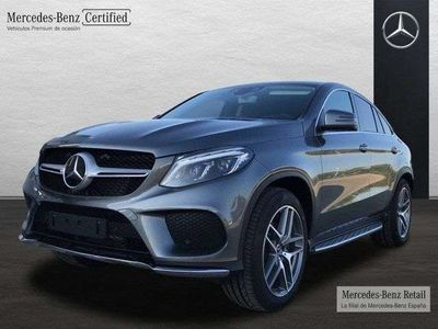 usado Mercedes GLE350 4M COUPE[0-808+0-058]