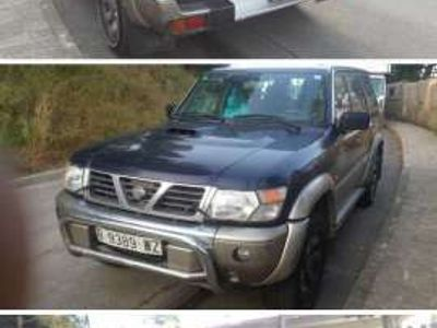 usado Nissan Patrol GR Luxury