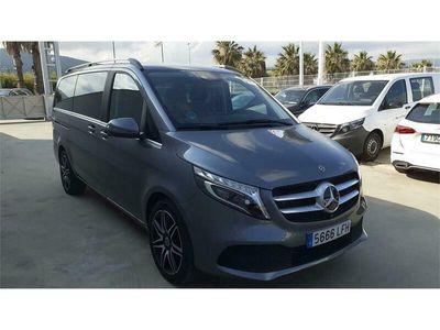 usado Mercedes 300 d Largo Avantgarde
