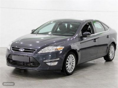 used Ford Mondeo 2.0 TDCi 140cv Limited Edition