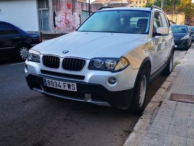 usado BMW X3 2.0d