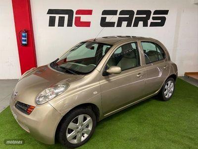 usado Nissan Micra 1.4 Acenta