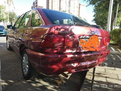 usado Ford Escort 1.6 Z 16v Atlanta