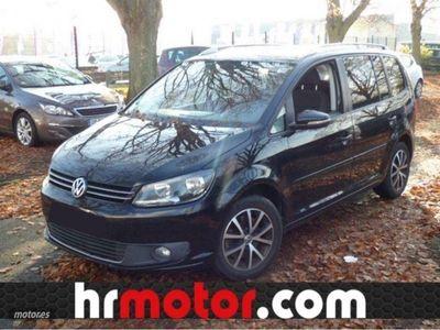 gebraucht VW Touran 2.0TDI Advance BMT