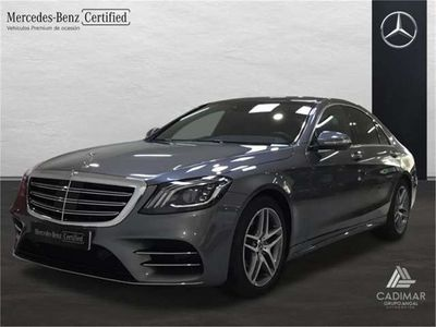 usado Mercedes S350 Clase S9G-Tronic