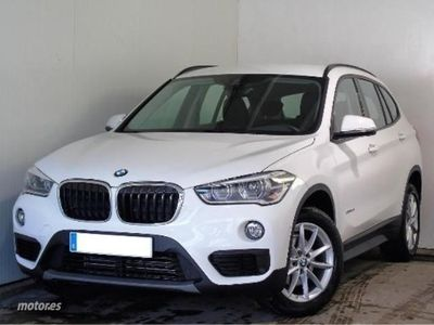 brugt BMW X1 sDrive 18dA Business
