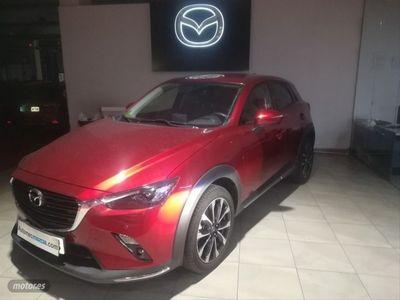 usado Mazda CX-3 2.0 G 89kW 121CV 2WD Zenith