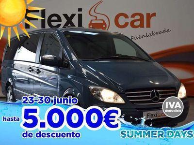 usado Mercedes Viano 3.0 CDI Trend Compacta, Segunda Mano, Madrid