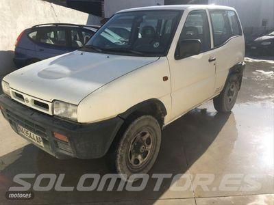 usado Nissan Terrano II 2.7 TDI SE