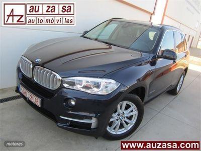 used BMW X5 4.0d X-Drive AUT 313 cv- FULL EQUIPE + Techo
