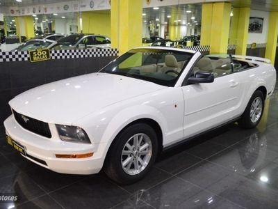 usado Ford Mustang CABRIO 4.0 V6 212 CV -