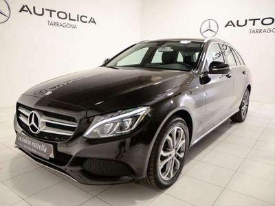 usado Mercedes C220 CDI Estate BE Avantgarde 7G Plus