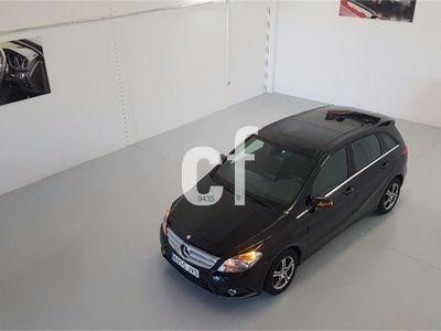 usado Mercedes B180 CDI BE FINALES 2012
