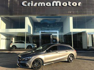 usado Mercedes CLA250 Shooting Brake AMG EDITION,PANOR,ENGANC,LED