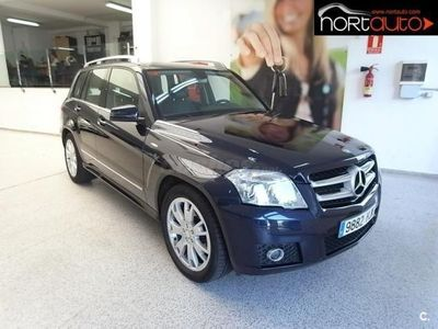 usado Mercedes GLK220 Clase GlkCdi Blue Efficiency 5p. -12