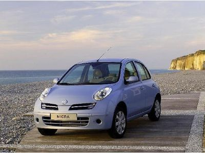 used Nissan Micra 1.4 Acenta