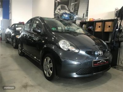 used Toyota Aygo 1.0 VVTi Connect