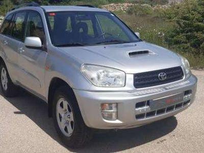 usado Toyota RAV4 2.0D4-D Luna