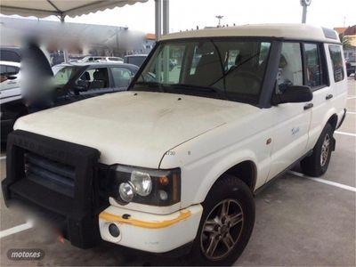 usado Land Rover Discovery 2.5 TD5 E