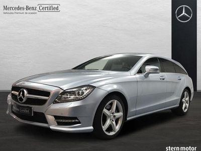 usado Mercedes CLS350 Shooting Brake 350CDI BE Aut. AMG-LINE