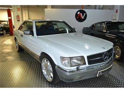 usado Mercedes 560 SEC BRABUS