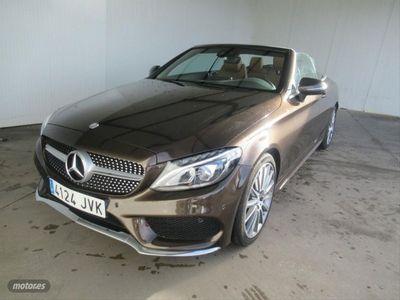 usado Mercedes 220 Clase C CABRIOd 4Matic AMG 2.1 CDI