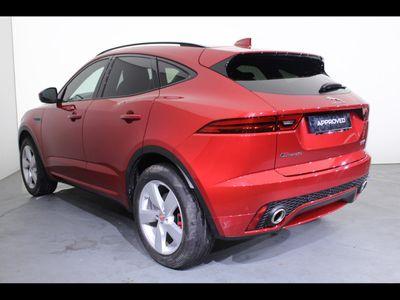usado Jaguar E-Pace 2.0 I4 GASOLINA R-DYNAMIC (200PS)