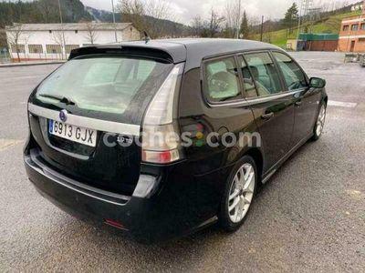 usado Saab 9-3 Sport Hatch 1.9tid Vector A6 150 cv en Guipuzcoa