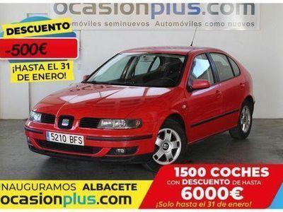 usado Seat Leon 1.9TDi Sport (110 CV)