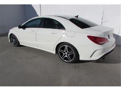 usado Mercedes 200 CDI AMG LINE
