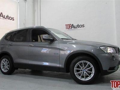 gebraucht BMW X3 XDRIVE20D