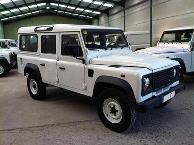 gebraucht Land Rover Defender 2.4 D 110 SW E 90kW (122CV)