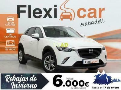 usado Mazda CX-3 2.0 SKYACTIV GE 88kW Style+ 2WD