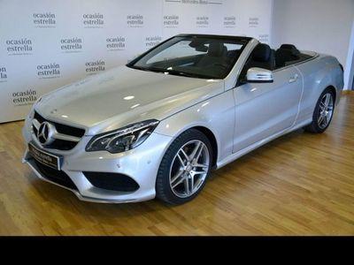 usado Mercedes 220 Clase E CLASE CABRIOD
