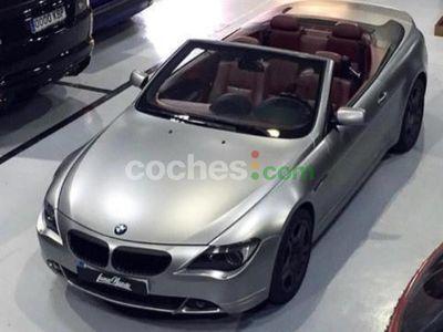 usado BMW 630 Cabriolet Aut.