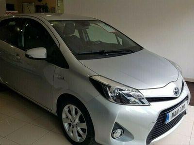 usado Toyota Yaris Hybrid Advance
