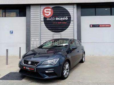 usado Seat Leon 5p 1.5 EcoTSI 110 kW (150 CV) DSG-7 Start&Stop FR Edition 5p