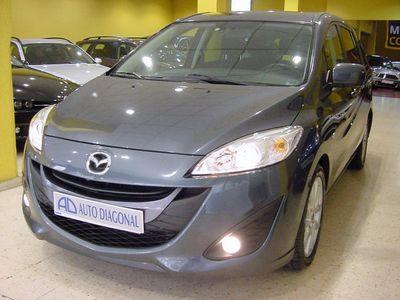 "used Mazda 5 1.6CRTD 115CV/NACIONAL/LIBRO REV/CLIMA/LL 17"""