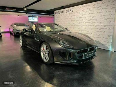 usado Jaguar F-Type SVR