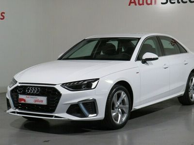usado Audi A4 35 TDI S line S tronic 120kW
