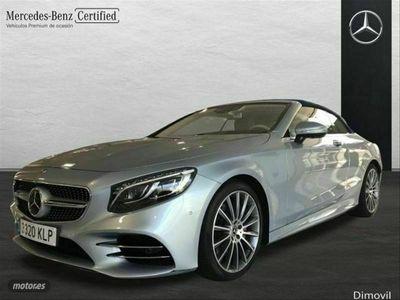usado Mercedes S560 S -CLAS CABRIO