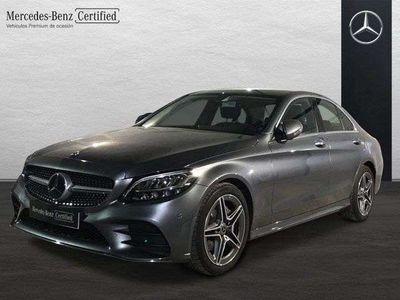 usado Mercedes C200 AMG Line (EURO 6d-TEMP)