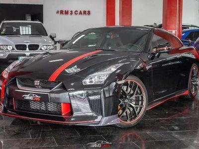 usado Nissan GT-R 3.8 V6 570 Black Edition Aut.