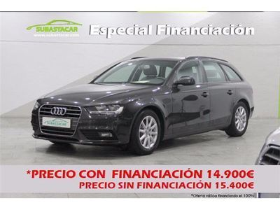 usado Audi A4 Avant 2.0TDIe DPF 136