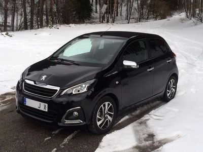 usado Peugeot 108 Top Allure 1.2 PureTech 82 -15