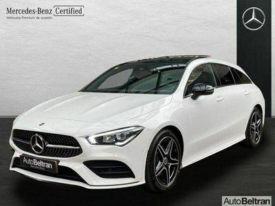usado Mercedes CLA250 4Matic SB AMG Line (EURO 6d-TEMP)