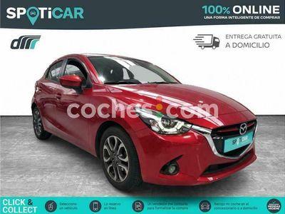 usado Mazda 2 1.5 Luxury 66kw 90 cv en Coruña, A