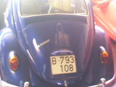 usado VW Beetle 1965 1 KMs a € 7950.00