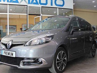 usado Renault Scénic Grand 1.6dCi Energy Bose 7pl.